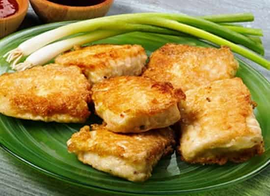 рецепт жареной рыбы в кляре