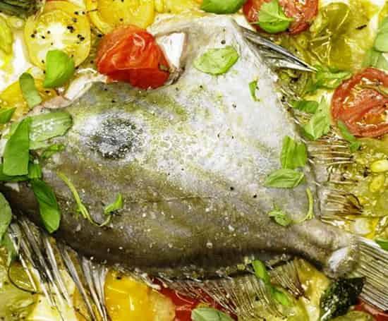 Готовим рыбу в духовке рецепты с фото