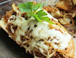 рецепт горячих бутербродов с рыбой